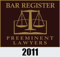 Bar Registry Preeminent Lawyers - Martindale-Hubbell